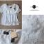 Lady Ribbon เสื้อเปิดไหล่สีขาว แต่งลูกไม้ระบายอก thumbnail 7