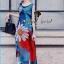 Seoul Secret Silky DKNY Maxi Dress thumbnail 8