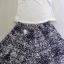 Odee Cutie ชุดเซ็ทเสื้อกับกระโปรงผ้าไหม พร้อมสร้อย Collar thumbnail 8