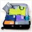 Smart System Travel Bag (L) กระเป๋าเก็บของใช้สำหรับเดินทาง thumbnail 22