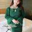 Lady Ribbon Lady Florence Classic Vintage Mini Dress thumbnail 4