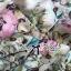 Lady Ribbon Pastel Floral Printed Sleeveless Jumpsuit thumbnail 10