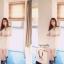 Icevanilla White Lace Dress thumbnail 8
