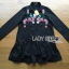 Lady Ribbon เสื้อเชิ้ตยาวปักลายดอกไม้ thumbnail 10