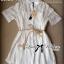 Lady Ribbon เดรสผ้าออร์แกนซ่าลายลูกไม้ ทรงเชิ้ต thumbnail 10