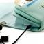 Handmade Smart Wallet กระเป๋าสตางค์พร้อมช่องใส่มือถือสมาร์ทโฟน thumbnail 17