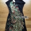 Lady Ribbon Dress เดรสคอเต่าปักลายนกยูง thumbnail 7
