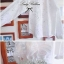 Lady Ribbon Floral Lace Shirt เสื้อเชิ้ตแขนยาว ลูกไม้ซีทรู thumbnail 4