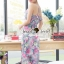 Seoul Secret Chic Bloom Maxi Singlet thumbnail 5