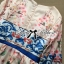 Lady Ribbon Floral Embroidered Dress thumbnail 9