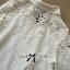 Lady Ribbon Cotton Shirt เสื้อเชิ้ตผ้าคอตตอน ฉลุลายลูกไม้ thumbnail 11