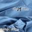 Lady Ribbon Dress เชิ้ตเดรสผ้าเดนิมปักลายดอกไม้ thumbnail 8