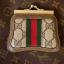 RARE ITEM สินค้าแบรนด์เนมมือสอง กระเป๋าใส่เศษเหรียญ GUCCI รุ่น Vintage thumbnail 2