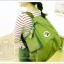 3 Way Easy to Carry bag กระเป๋าเป้พับเก็บได้ สะพายได้ 3 แบบ thumbnail 3