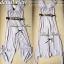 Lady Ribbon Lady Glamourous Jumpsuit จั๊มสูทขายาว สุดหรู thumbnail 10