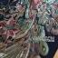 Lady Ribbon Dress เดรสคอเต่าปักลายนกยูง thumbnail 5