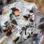 Lady Ribbon Set เซ็ตเสื้อแจ๊คเก็ต กางเกงขาสั้นพิมพ์ลายดอกไม้ thumbnail 10