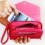 Handmade Smart Wallet กระเป๋าสตางค์พร้อมช่องใส่มือถือสมาร์ทโฟน thumbnail 6