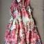 Lady Ribbon Rosalyn Dress เดรสลายดอกไม้ พร้อมริบบิ้นผูกเอว thumbnail 11