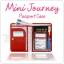 Mini Journey Passport Case ปกใส่พาสปอร์ต และเอกสารสำหรับการเดินทาง thumbnail 2