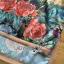 Lady Ribbon Dress เดรสผ้าซาตินลายดอกไม้ thumbnail 8
