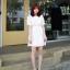 Cherry KOKO Polka Dot Minidress เดรสผ้าชีฟอง ลายจุด thumbnail 1