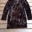 Sparkling Black Dress เดรสสีดำ ปักเลื่อม สุดไฮโซ thumbnail 4