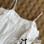 Lady Ribbon Lace Top เสื้อสายเดี่ยวเปิดไหล่ประดับผ้าลูกไม้ thumbnail 9
