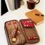 Double Side Pouch กระเป๋าใส่เครื่องสำอางค์และเครื่องประดับในใบเดียว thumbnail 2