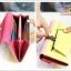 Triple Wallet กระเป๋าสตางค์ทรงยาว 3 สีสวย thumbnail 5