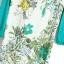 Mango เดรส วันพีซตัวหลวม ผ้าพิมพ์ลายดอก สีสดใส thumbnail 7