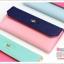 Triple Wallet กระเป๋าสตางค์ทรงยาว 3 สีสวย thumbnail 18