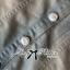 Lady Ribbon Flower Embellished Denim Shirt Dress with Belt thumbnail 8