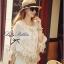 Lady Ribbon Glittering Printed Blouse เสื้อชีฟอง ระดับลายกลิตเตอร์ thumbnail 1