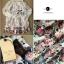 Lady Ribbon ชุดเซ็ตเดรสลายดอกไม้ พร้อมเสื้อคลุมซีทรู thumbnail 13