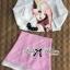 Lady Ribbon Sweet Little Girl Printed Embellished Pink Set thumbnail 10