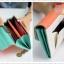 Triple Wallet กระเป๋าสตางค์ทรงยาว 3 สีสวย thumbnail 13