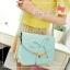 กระเป๋าสะพาย สีพาสเทล แบบเรียบๆ thumbnail 7