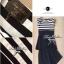 Lady Ribbon ชุดเซ็ทเสื้อลายทาง จีบระบาย กางเกงขาสั้นสีดำ thumbnail 12