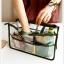 Clear dual bag in bag กระเป๋าจัดระเบียบ รุุ่น ใส thumbnail 18