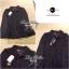 Lady Ribbon เสื้อผ้าแก้วทรงเชิ้ต ปักดอกไม้ สีขาว / สีดำ thumbnail 8