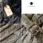 Lady Ribbon Maxi Dress เดรสยาวผ้าชีฟองผ่าข้าง ขายพร้อมเข็มขัด thumbnail 10