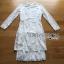Lady Ribbon Dress เดรสผ้าลูกไม้สุดหรู thumbnail 9