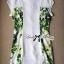 Lady Ribbon Dress เดรสแขนสั้น แต่งลายพิมพ์ดอกไม้สีเขียว thumbnail 9
