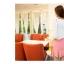 Mayuki Brand กระโปรงสั้นผ้า สีชมพูหวาน แต่งชายกระโปรงเก๋ๆ thumbnail 3