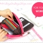 Multi BankBook Pouch กระเป๋าหนังใส่สมุดบัญชี thumbnail 3