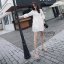 Icevanilla Sweet Fresh White Lace Dress thumbnail 5
