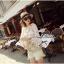 Lady Ribbon Glittering Printed Blouse เสื้อชีฟอง ระดับลายกลิตเตอร์ thumbnail 4