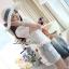 Lady Ribbon เสื้อฉลุดอกไม้สีขาว ทรงแขนตุ๊กตา thumbnail 5