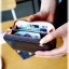 CROWN ZIP AROUND WALLET กระเป๋าสตางค์สั้น รุ่นมีซิป thumbnail 7